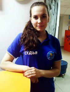 Алена Чекмурина